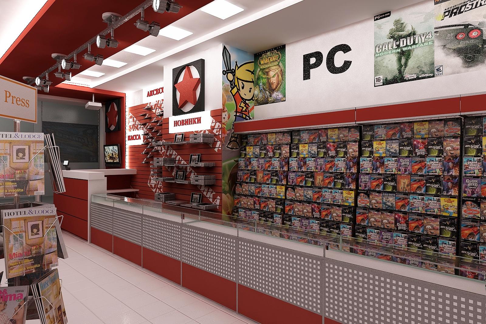 Магазины Продаж Компьютерных Игр